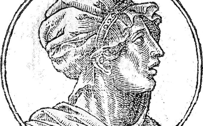 """חידון על דמויות בתנ""""ך: ציור דמותה של נביאה תנ""""כית"""