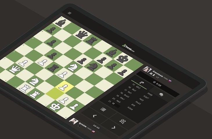 אפליקציות שחמט: אפליקציית Chess - Play & Learn