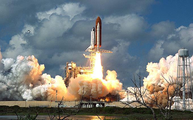 מבחן ידע כללי: שיגור מעבורת חלל