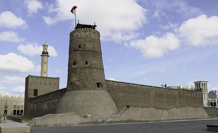 אטרקציות בדובאי: מבצר אל-פחידי