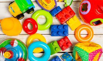 מצא את ההבדלים: צעצועים