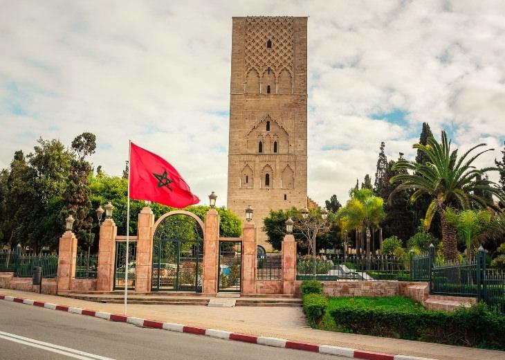 אטרקציות ברבאט: מגדל חסאן