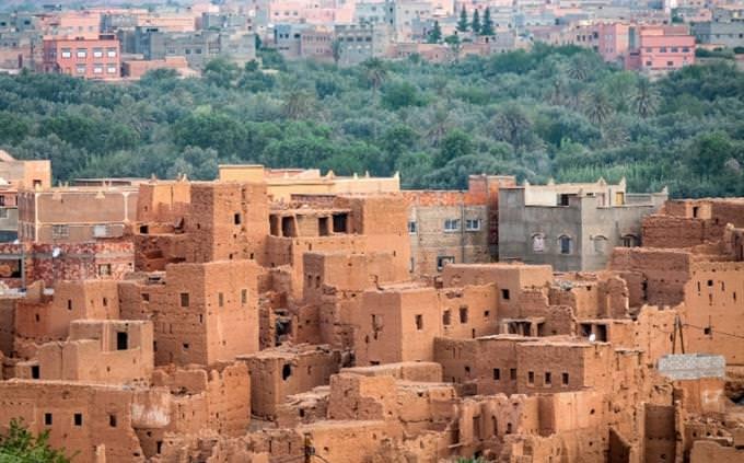 טריוויה על מדינות שבשלום עם ישראל: עיר במרוקו