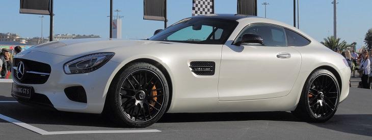 מכוניות העל של 2020: מרצדס בנץ AMG GT S