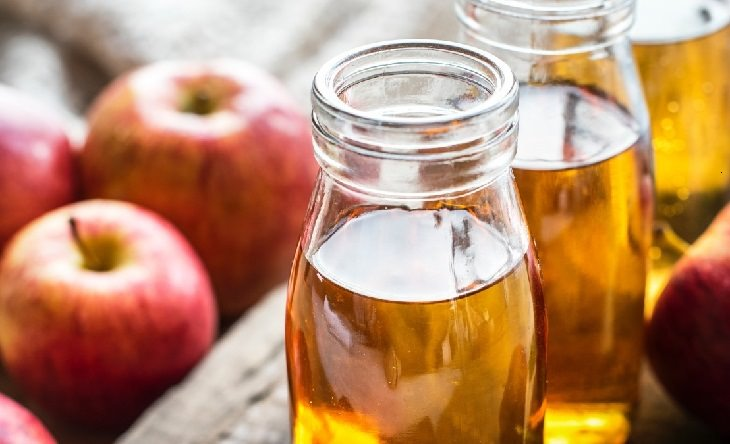 טעויות שימוש בחומץ תפוחים: חומץ ותפוחי עץ