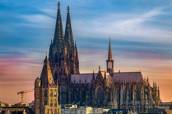 אטרקציות בקלן: הקתדרלה של קלן