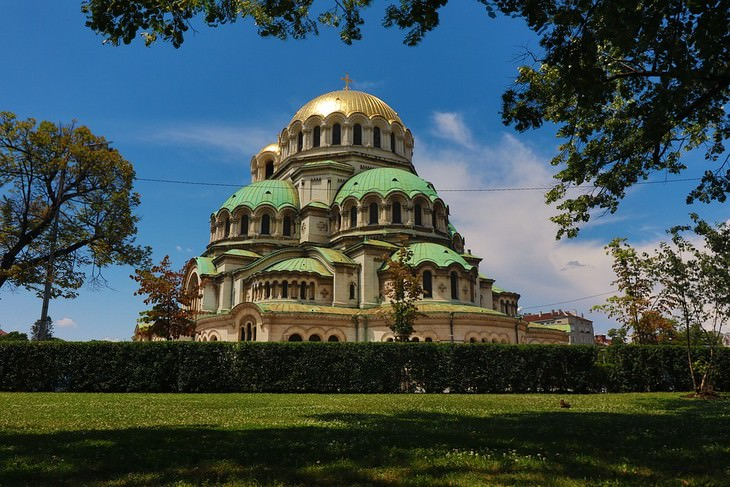 מסלול טיול בבולגריה: סופיה
