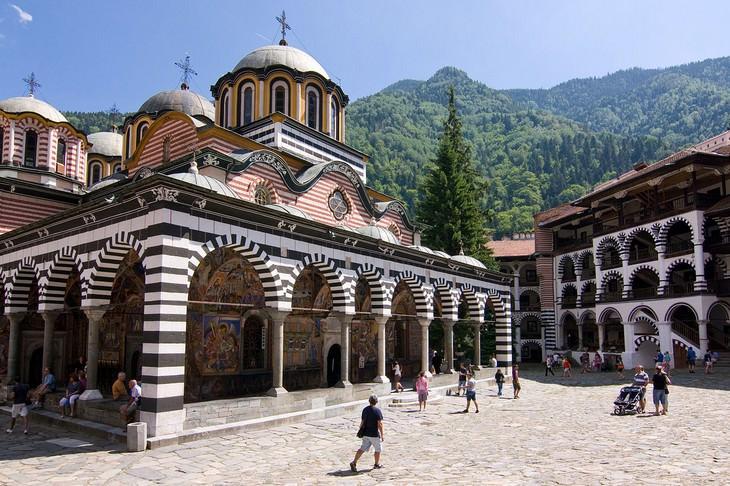 מסלול טיול בבולגריה: מנזר רילה
