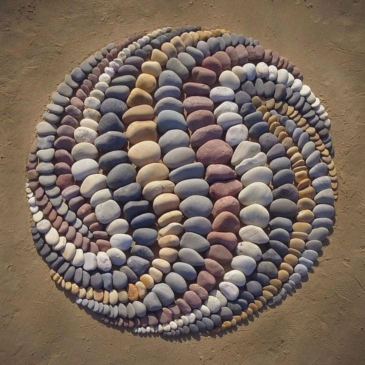 סידורי אבנים יפים