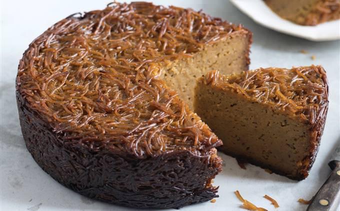 מבחן זיהוי מנות: מנה מהמטבח היהודי המזרח אירופאי