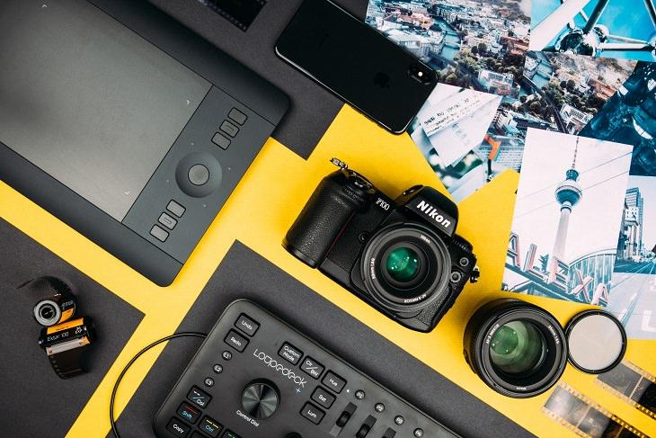 עצות לוולוגרים של עיצוב: ציוד צילום ועריכה