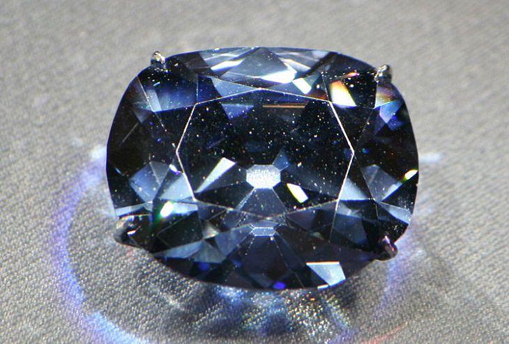 התכשיטים היקרים בעולם: יהלום התקווה