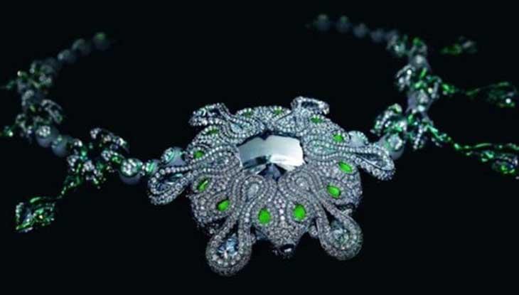 """התכשיטים היקרים בעולם: תכשיט """"מורשת בפריחה"""""""