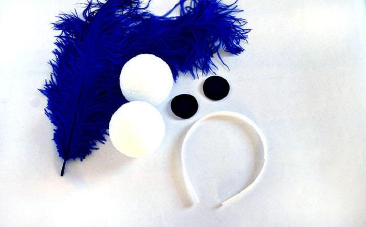 תחפושות בהכנה עצמית לבוגרים: אביזרים לקשת של עוגיפלצת