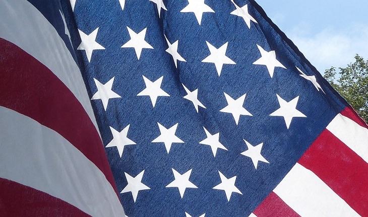 עובדות היסטוריות מרתקות: דגל ארצות הברית