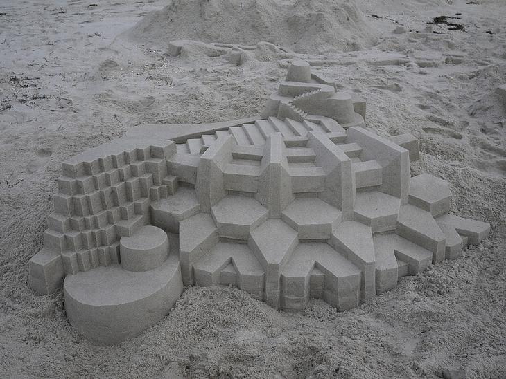אדריכלות בחול