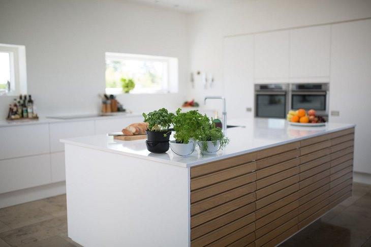 איך לבחור עיצוב מטבח: מטבח מעוצב