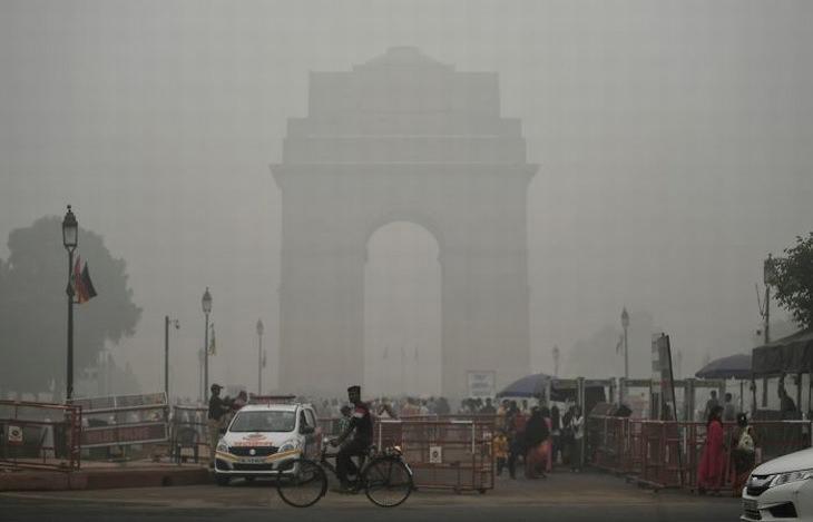 לפני ואחרי זיהום אוויר