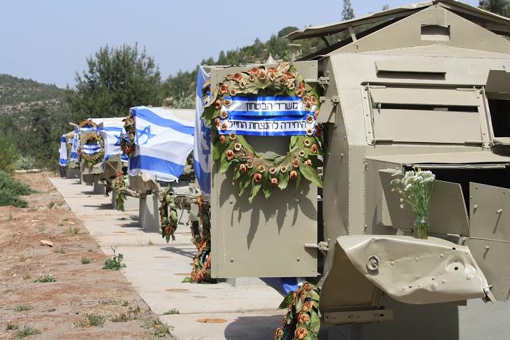 שיירות אספקה לירושלים במלחמת העצמאות: המשוריינים בשער הגיא