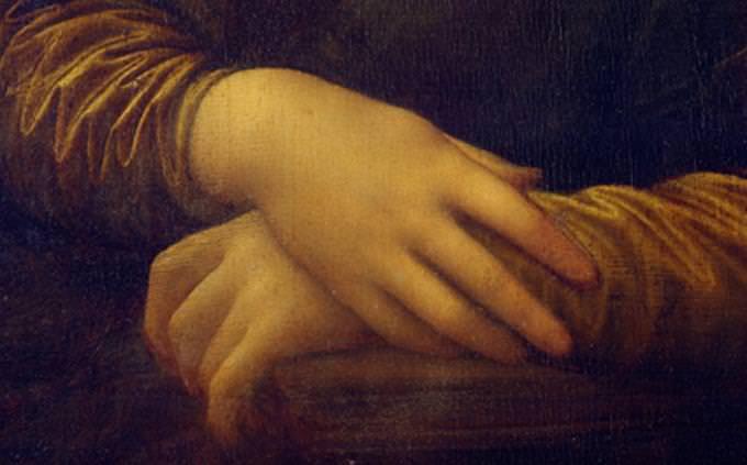 טריוויה ציורים: ידיים