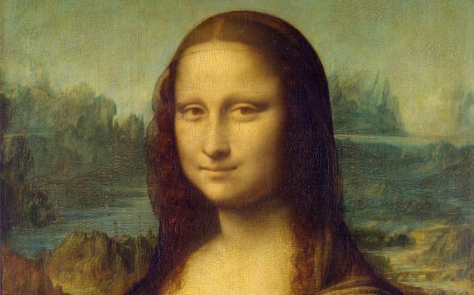 טריוויה ציורים: המונה ליזה