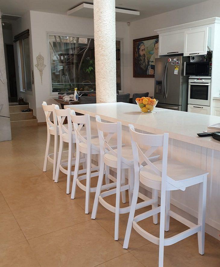 טיפים לפני רכישת כסאות בר: כסאות בר למטבח