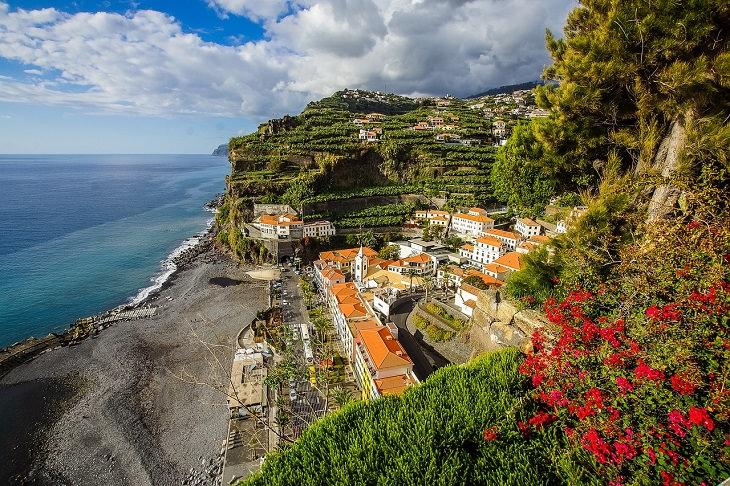 יעדים בעולם שהטיול אליהם הוא הרפתקה: איי מדיירה של פורטוגל