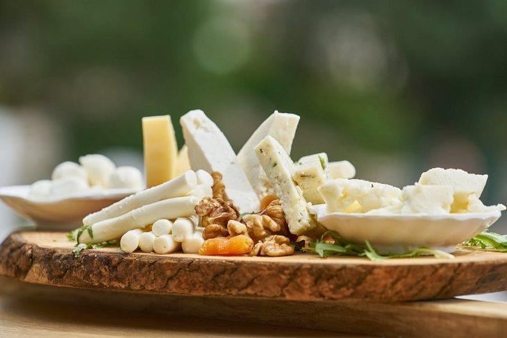סוגי גבינות בריאות: