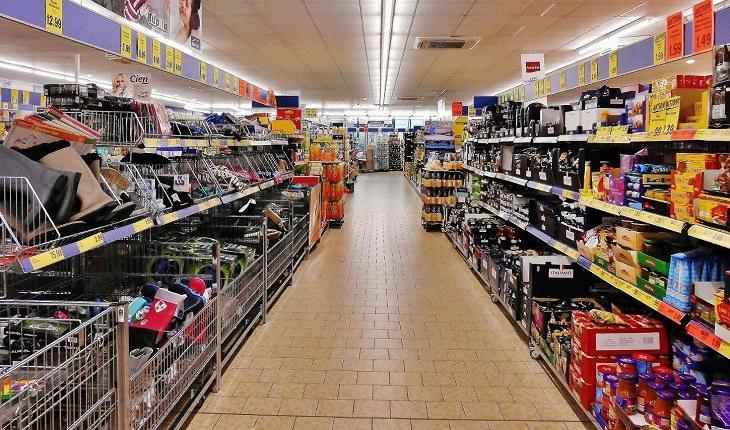 בדיחה: סופרמרקט
