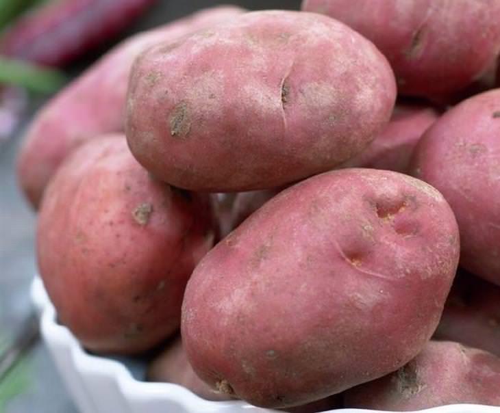 מדריך זני תפוחי אדמה: תפוח אדמה דזירה