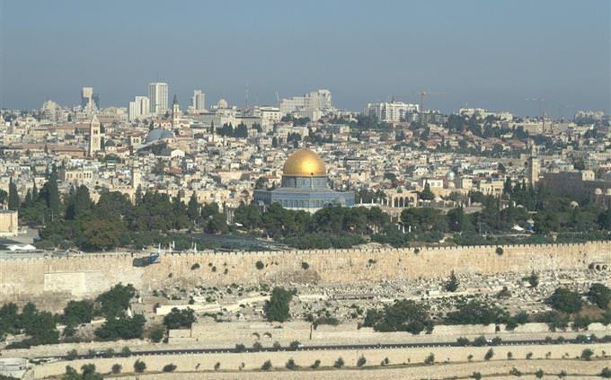 טריוויה גאוגרפיה ישראל: ירושלים