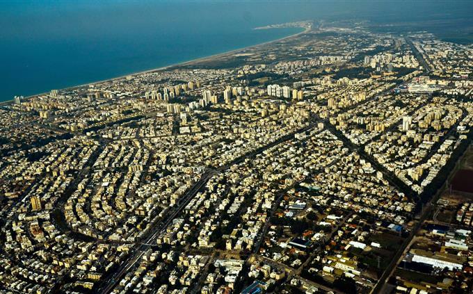 טריוויה גאוגרפיה ישראל: הקריות