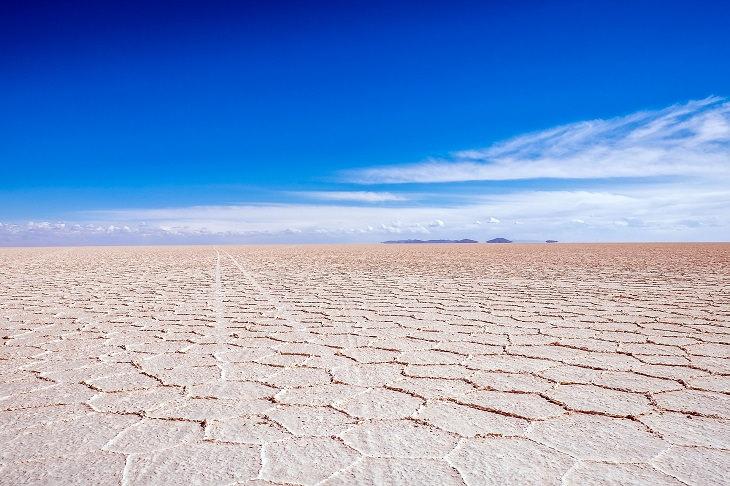 מקומות בעולם שצריך לראות לפני שיעלמו: מדבר המלח בבוליביה