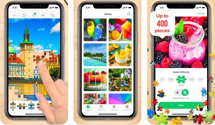 6 Fun Puzzle Apps for iPhone and Android Jigsaw Puzzles