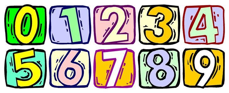 תרגולי חשבון לילדים קטנים: מספרים בין 0 ל-9
