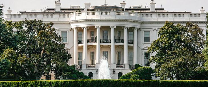 עובדות על ארצות הברית: הבית הלבן