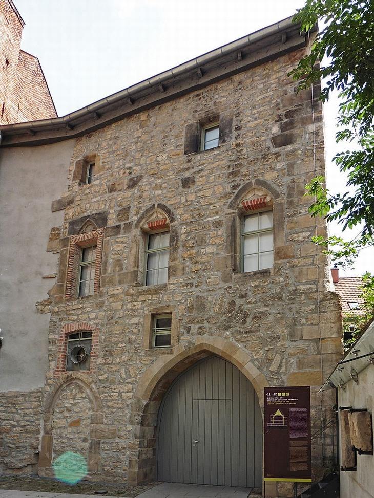 בתי הכנסת העתיקים בעולם: בית הכנסת הישן בארפורט