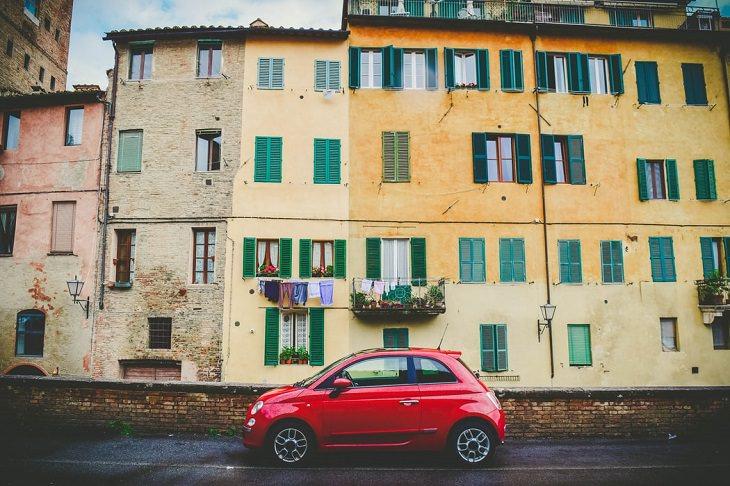עובדות על מכוניות קטנות: מכונית קטנה