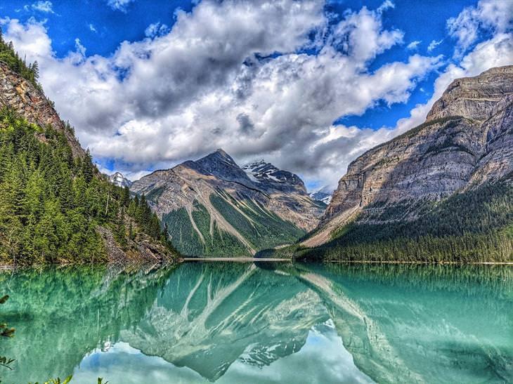 תמונות של טבע ונוף מדהים: הפארק הלאומי ג'ספר, אלברטה, קנדה