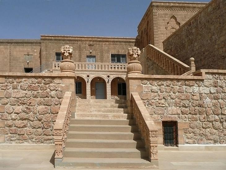 כנסיות עתיקות: מנזר מור גבריאל