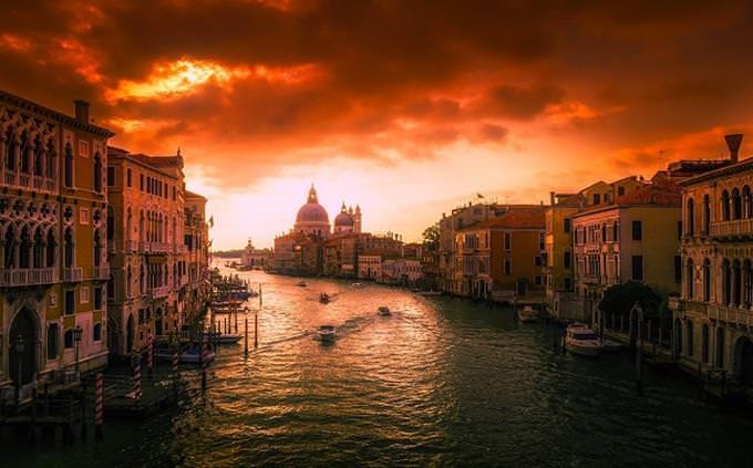 טריוויית ערים מפורסמות: ונציה