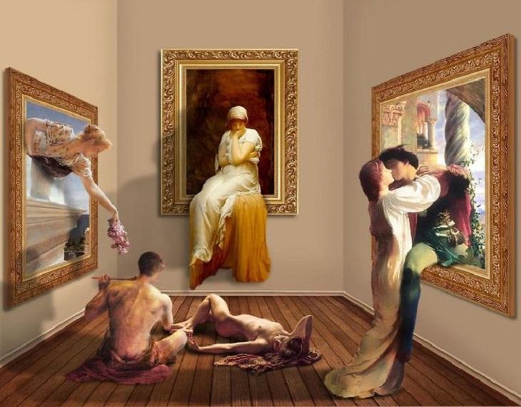 יצירות מחוץ למסגרת: