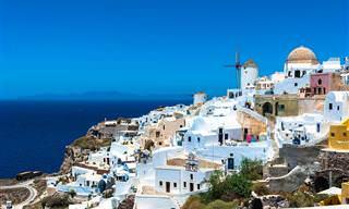 אוסף כתבות על יוון: בתים ביוון