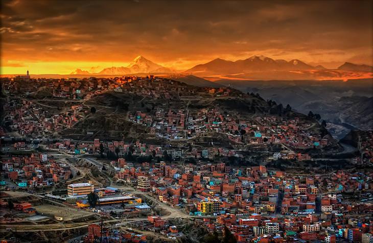 7 הערים המופלאות בעולם: לה פאס