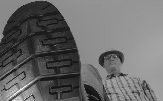 עד כמה אתם שולטים בשפה העברית: סוליית נעל של איש