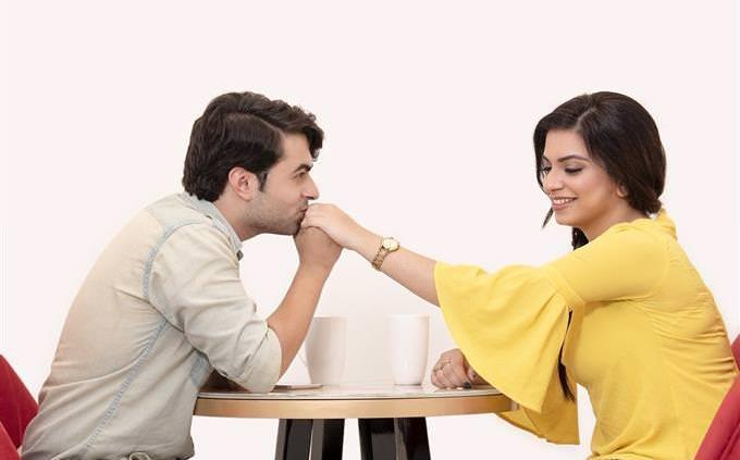 מבחן סוג אהבה: זוג בדייט