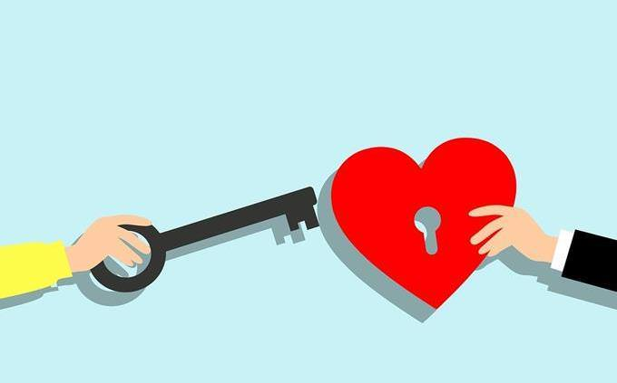 מבחן סוג אהבה: מפתח ללב