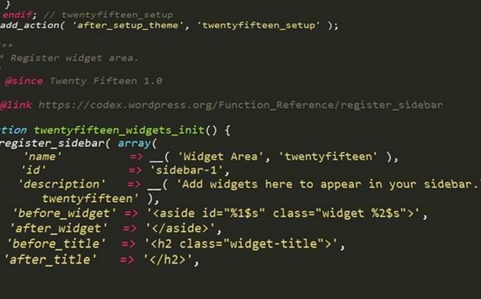 קוד במחשב