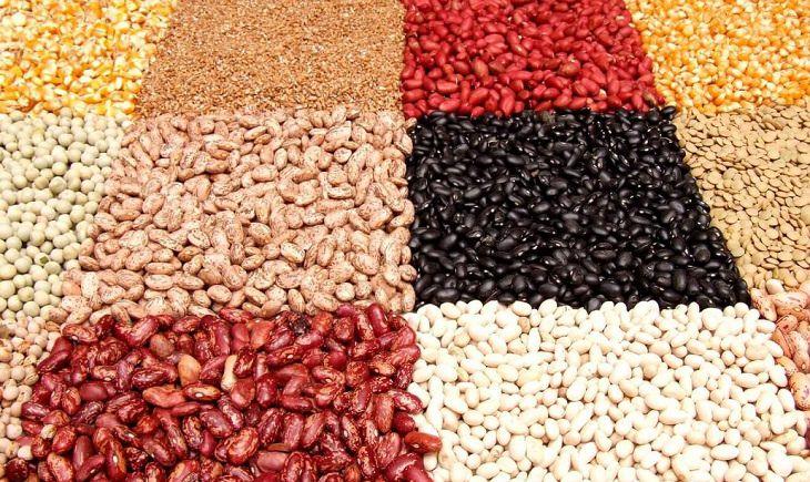 מזונות עם הרבה ויטמין B7: עדשים