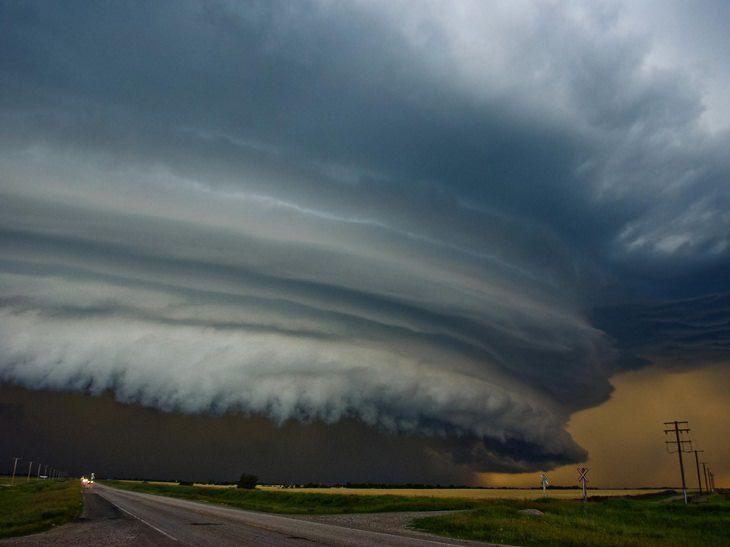 תמונות יפות: ענני תא-על
